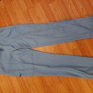 Greys anatomy scrub pants. Medium. Ice berg color.